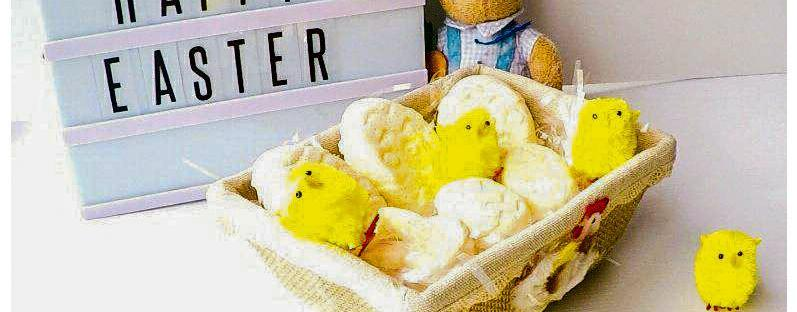 Easter bath fizzs crafting with kids easter gifts to make school holiday ideas uncategorized negle Images