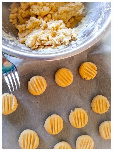 Biscuit dough